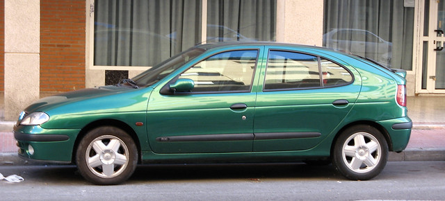 001362 - Renault Megane