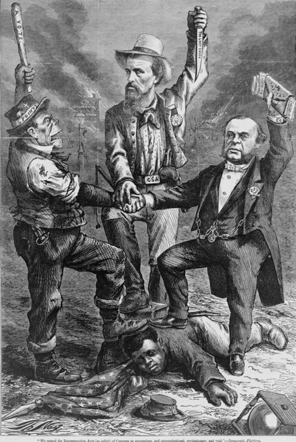 reconstruction period 1865 1900 During the gilded age, 1876-1900, congress was known for being rowdy and   during this period very little serious legislation was passed between 1875 and   (page smith, a people's history of the post-reconstruction era: the rise of.