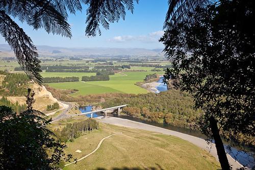 bridge newzealand forest railway tararua manawatugorge