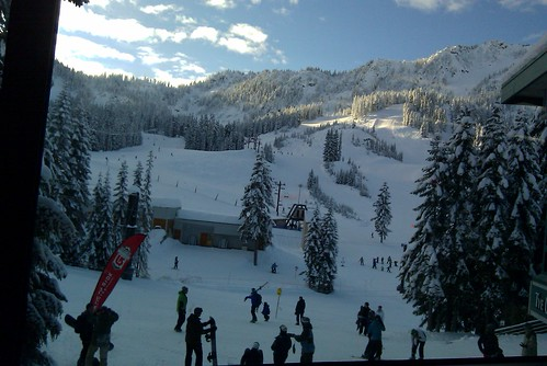 Steven's Pass Ski Area