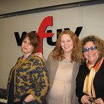 Claudia Marshall, Allison Moorer and Rita Houston in Studio A