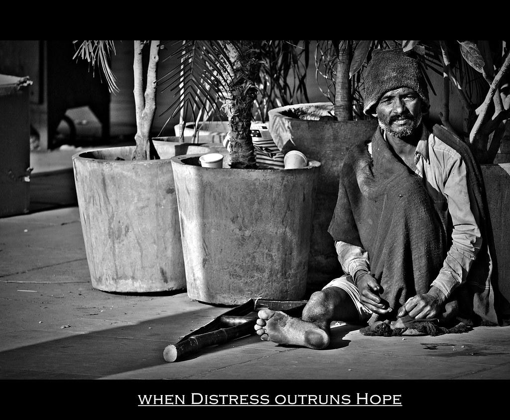The Indian Beggar