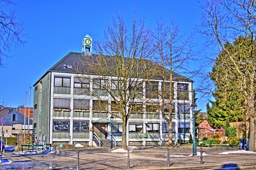 District office of Aachen-Eilendorf