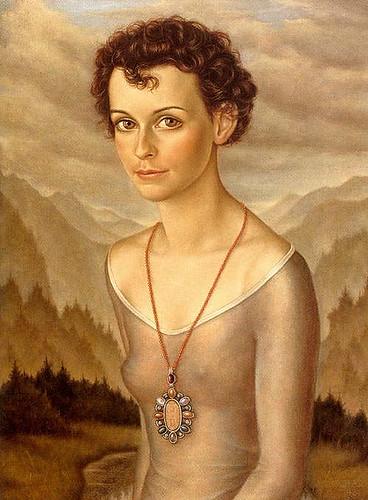 Bettina, 1942 by Christian Schad German Artist