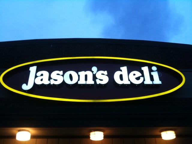 Jason S Deli Build Your Own Sandwich