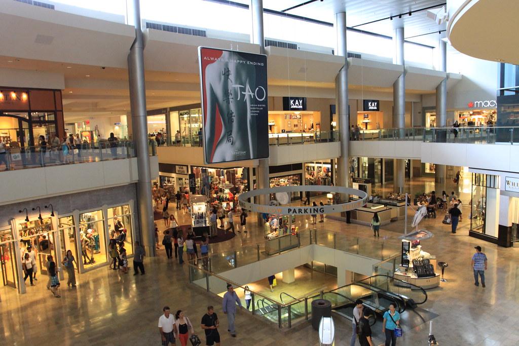 Fashion show mall wikipedia for Victoria secret pembroke gardens