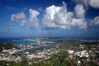 Simpson Lagoon, St Maarten