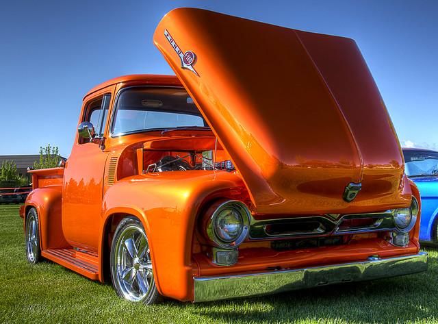 Orange F100 - HDR