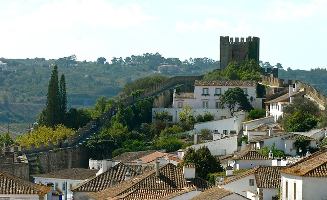The Óbidos' Castle