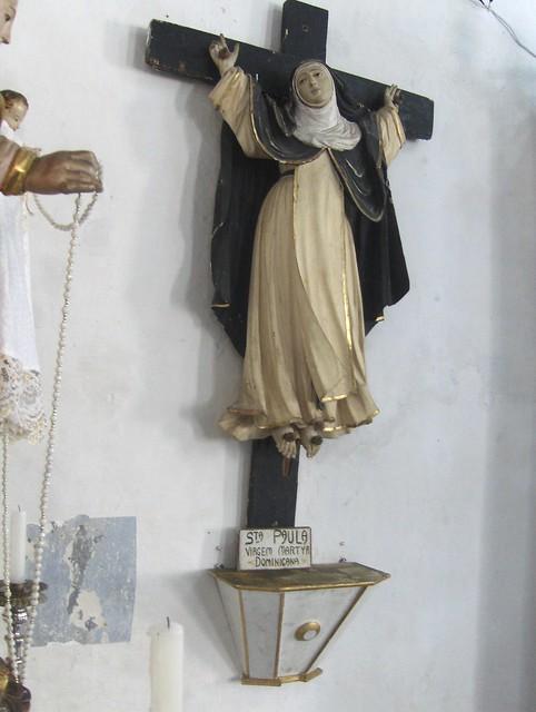 Santa Paula, dominicana, en Bahía