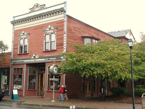 Old Town Eureka, CA