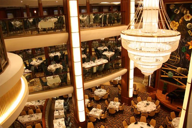 Oasis of the Seas Opus  Oasis Of The Seas Dining Room