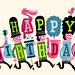 Happy Birthday by Esther Aarts