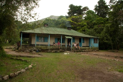 CCAP Hut at Mulanje