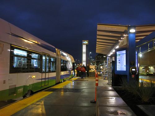 Everett Station terminal