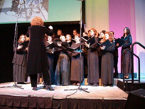 Cantors Choir  Boston 2001
