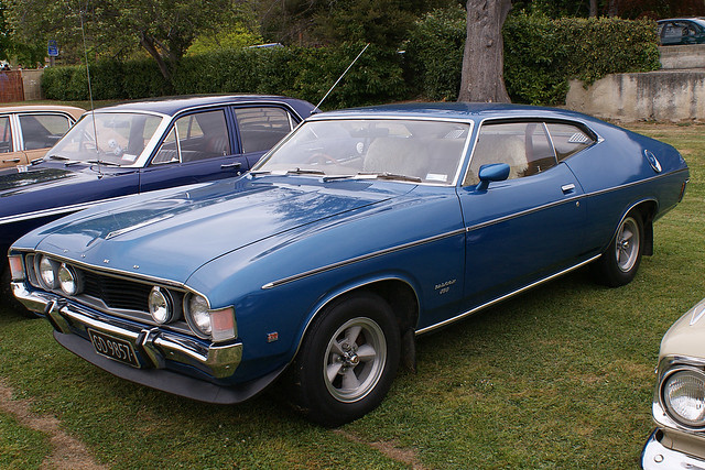 1972 Ford Falcon 500. - a photo on Flickriver  1972 Ford Falco...