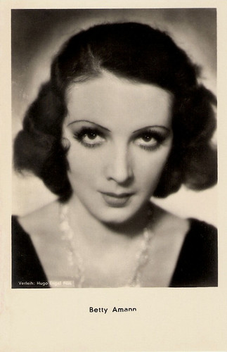 Betty Amann