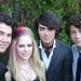 Jonas Brothers meet avril