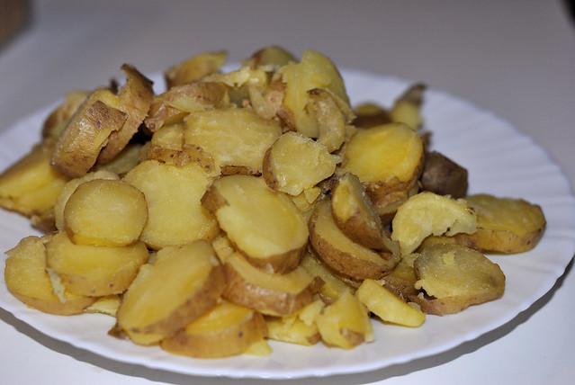 Tarte aux pommes de terre et fromage raclette flickr photo sharing - Quantite pomme de terre raclette ...