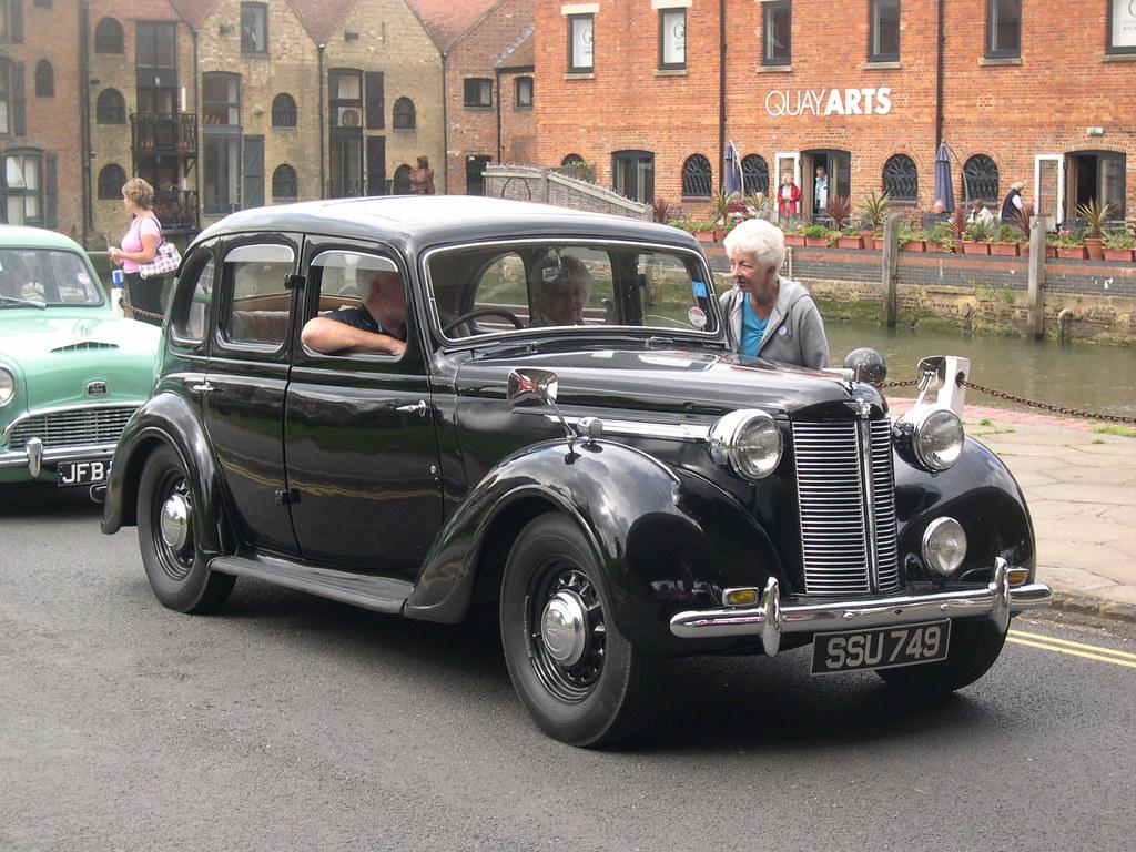 1948 austin autos post for 1948 austin devon 4 door