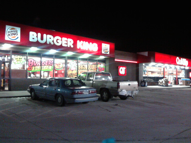 24 Hr Stores Near Me >> QuikTrip / Burger King - E 14th Street @ I-35/I-80 - Des Moines, Iowa | Flickr - Photo Sharing!