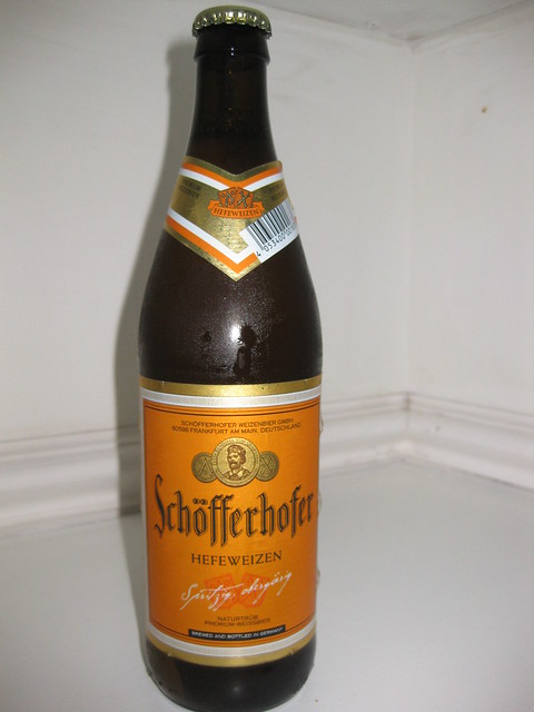 Schofferhofer hefeweizen