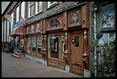 De Dampkring Cofee Shop