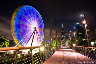 Melbourne, Australia :: Giant Sky Wheel