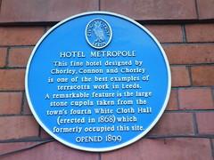 Photo of Blue plaque № 5018