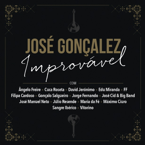 Jose Goncalez - capa disco
