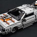 LEGO - Back to the future / Delorean by seter82