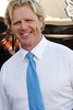 Dermott Brereton in the Birdcage - Derby Day 2009