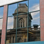 United States Customshouse (1868) – reflection