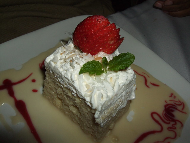 Tres Leches de Coco | Flickr - Photo Sharing!