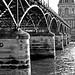 Le Pont des Arts by polbar