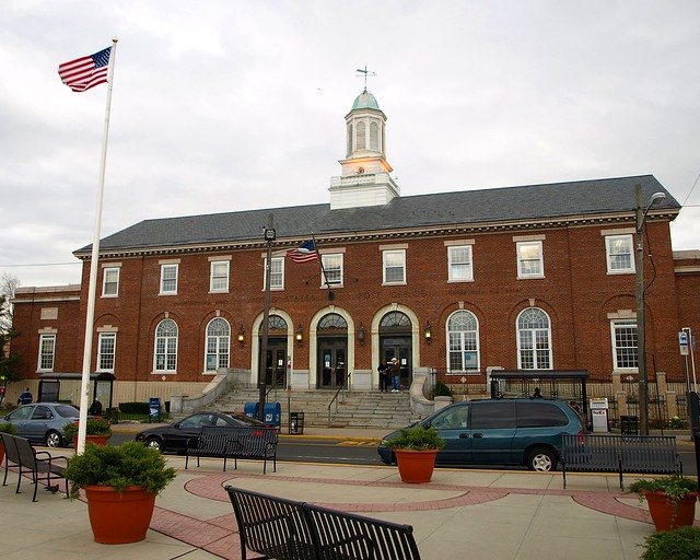 United States Post Office Building Union City New Jersey