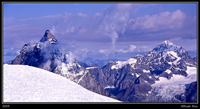 Matterhorn y Obelgaberhorn