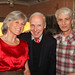 Mary Hilliard, Bill Cunningham, Eric Weiss by weissfoto