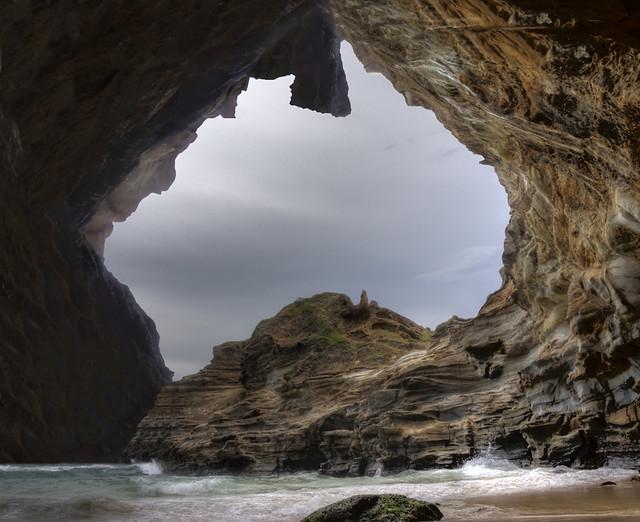 Narooma Australia  city images : Australia Coastal Cliffs and Caves | Australia cliffs an ...