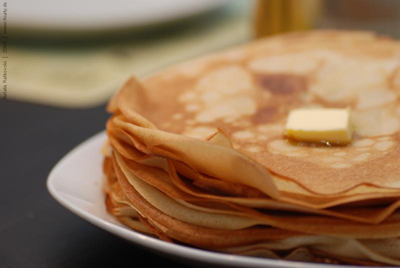 Russian pancake