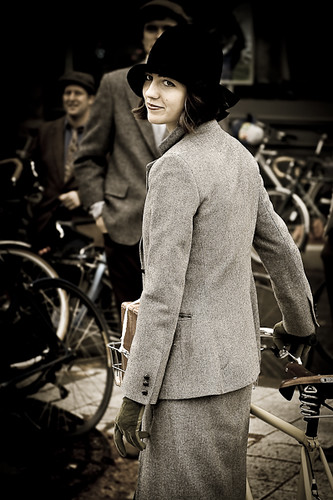 Portland Tweed Ride 2010