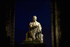 Sir Walter Scott Statue, Edinburgh