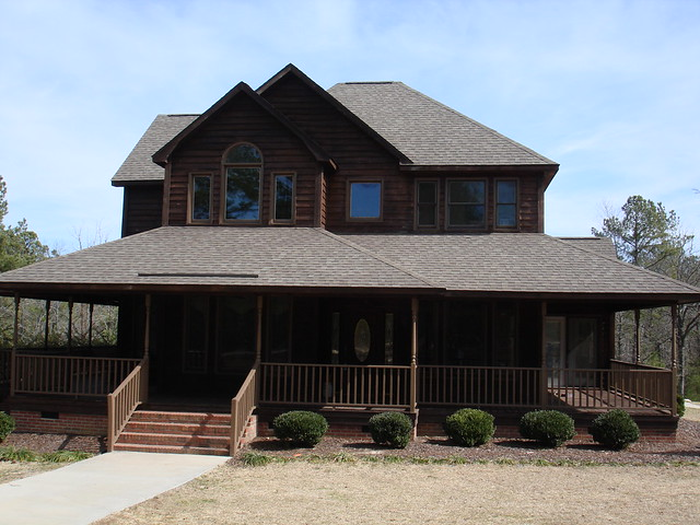 Cedar Siding House And Garage Needs Restain What Stain To Use Community Forums