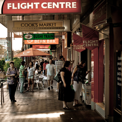 Gouger Street Shops
