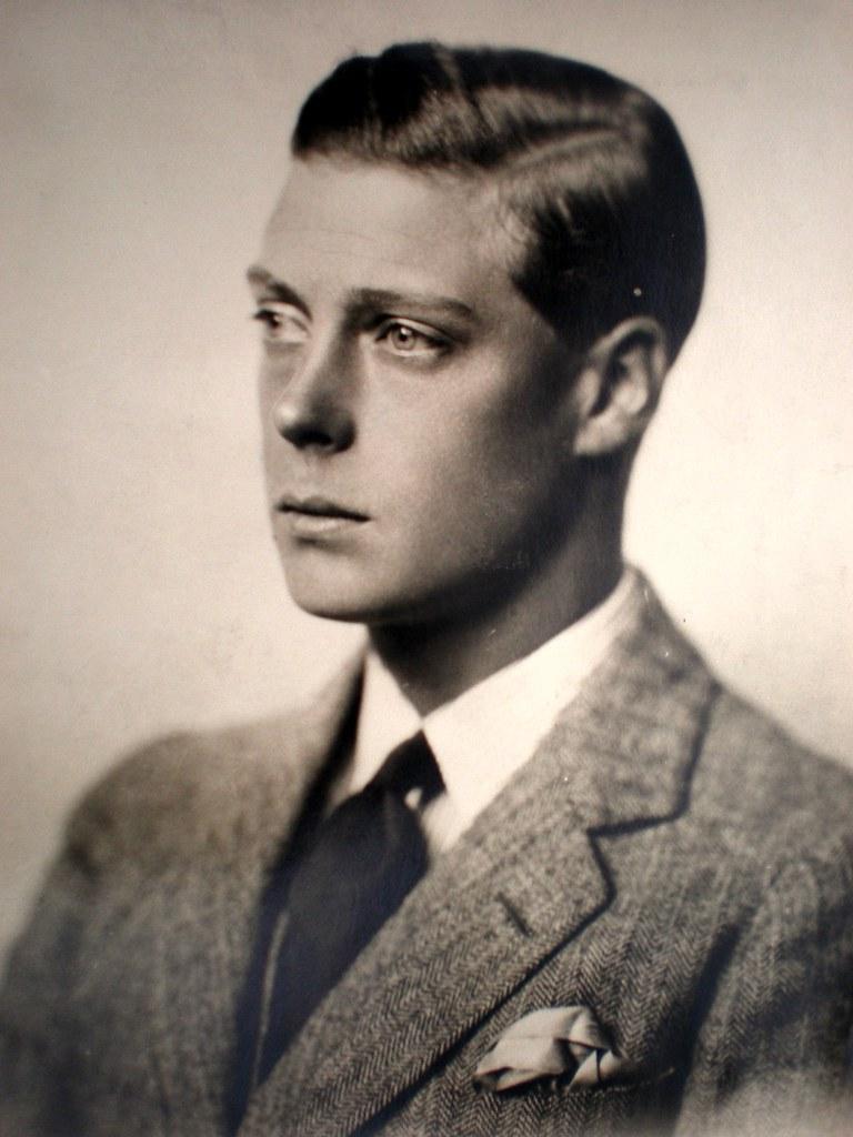 Classify King Edward VIII/The Duke of Windsor