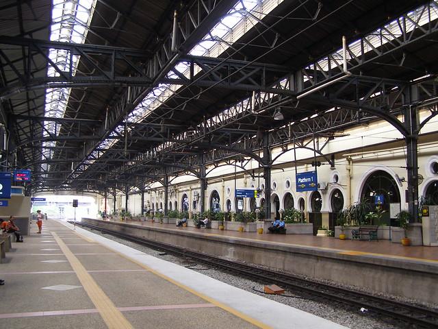 吉隆坡站铁路