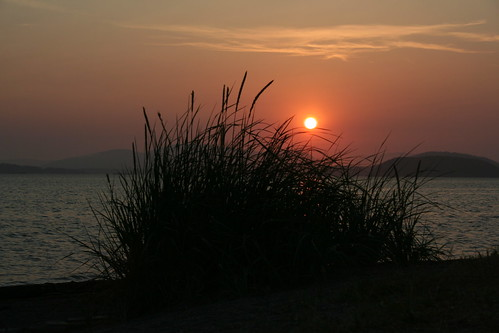sunset sun 2008