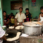 Paratha and Tea in Old Dhaka - Bangladesh