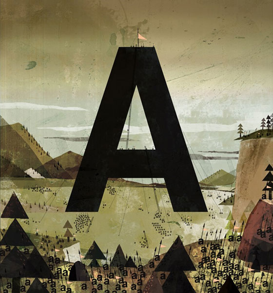 Storming the Capital, Jon Klassen, Gallery Nucleus